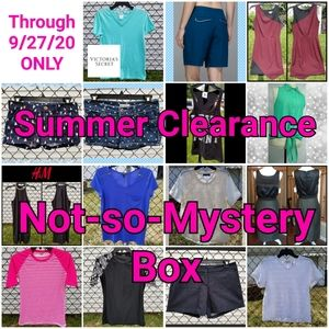 Summer Clearance Not-so-Mystery Box